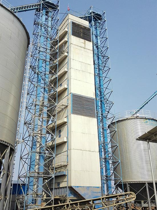 江西高安水稻烘干项目
